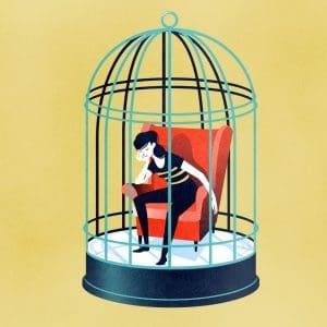 Faire le choix du trajet et des directions à prendre pour votre vie est égal à construire votre cage