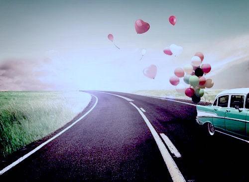 Choisir le bonheur et la route du cœur !