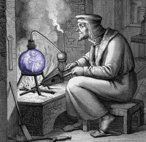 Homunculus alchimie