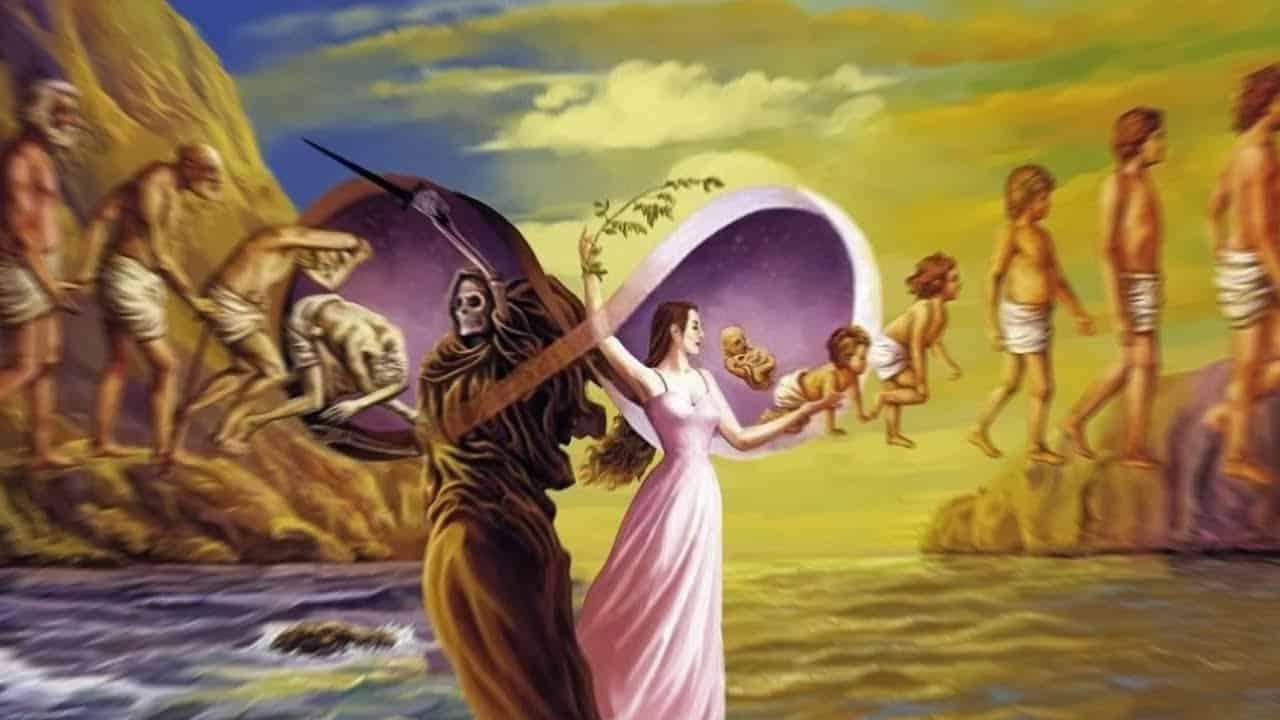 La vraie signification du karma